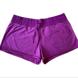 Lululemon Blissed Out Cotton Shorts